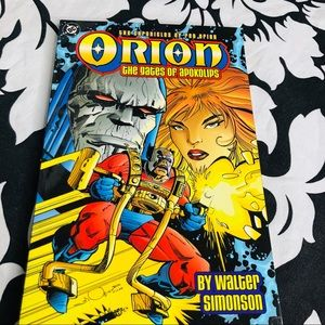 5 for $25| ORION: THE GATE OF APOKOLIPS TPB